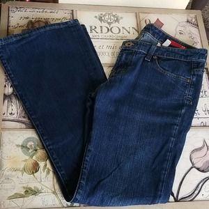 Macy's 2X denim Regular Low Rise Jeans